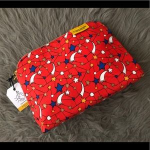 💕3/$25 L'Occitane Limited Edition Makeup Bag